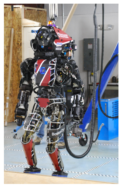 Boston Dynamics Atlas Robot